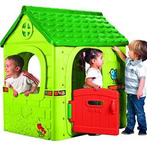 Achat fatmoose cabane happyhome hot xxl maison d enfants - Maison d enfant pour jardin ...