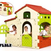 Feber-800008591-Jeu-de-Plein-Air-Sweet-House-0-0