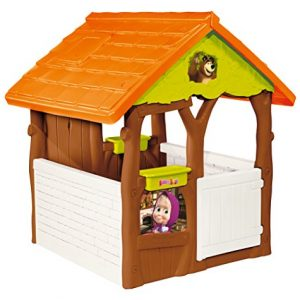 Smoby-7810600-Masha-The-Bear-Maison-0