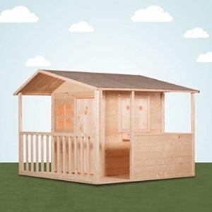 Couleur-garden-Maison-enfant-cottage-avec-terrasse-Version-brute--peindre-avec-toit-goudron-0