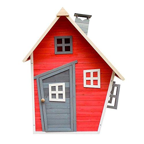 Achat maison cologique de jeux pour enfants en bois d pic a maison de jardin - Maison de jardin pour enfant ...