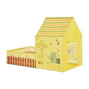 casapro-Cabane-pour-Les-Enfants-Motif-maisonette-avec-Jardin-115-x-156-x-90-cm-0