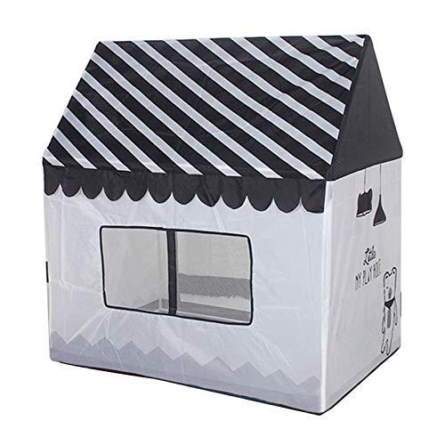 Lopbinte-Jouet-De-Tente-De-Jeu-Maison-De-Simulation-Extrieure-DIntrieur-De-Fosse-De-Piscine-De-Boule-Pliable-Portative-Jouets-Cadeaux-De-Tente-Noir-Et-Blanc-pour-Les-Enfants-0