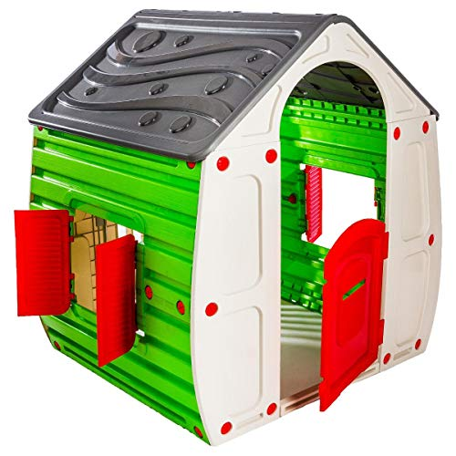 Starplast–Playhouse–Maison-de-Jardin-en-Plastique-0