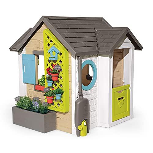 Smoby-Maison-Garden-House-Cabane-de-Jardin-Enfant-Thme-Jardinage-3-Outils-de-Jardin-Inclus-810405-0